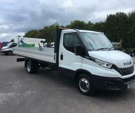 2021 IVECO DAILY 2.3 BUSINESS DROPSIDE 4100 WB HI-MATIC DROPSIDE DIESEL MANUAL