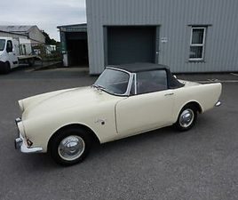 1968 SUNBEAM ALPINE SERIES V ~ MANUAL WITH OVERDRIVE