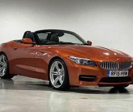 2015 BMW Z4 3.0 SDRIVE35IS SPORT - £27,500