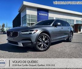 2018 VOLVO V90 CROSS COUNTRY T5 AWD CROSS COUNTRY