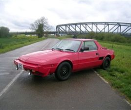 USED 1986 FIAT X19 1500 SPORTS 2 DR NOT SPECIFIED 49,202 MILES IN RED FOR SALE | CARSITE