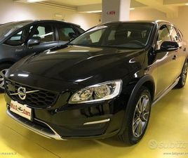 VOLVO V60 CROSS COUNTRY D3 BUSINESS PLUS