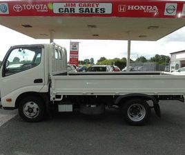 TOYOTA DYNA 350 4.0 AUTO FOR SALE IN TIPPERARY FOR €14,950 ON DONEDEAL