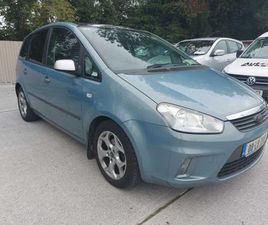 FORD C-MAX NEW NCT 1.8 TDCI 2008 FOR SALE IN MEATH FOR €1,950 ON DONEDEAL