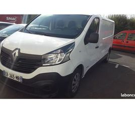 RENAULT TRAFIC 1,5 DCI