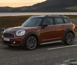 BLUE COLOR 2019 MINI COOPER COUNTRYMAN FOR SALE IN CHANTILLY, VA 20151. VIN IS WMZYS7C51K3