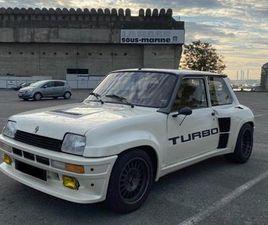 RENAULT 5 (R5) TURBO 2 - 1984