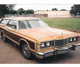 FORD 1974 COUNTRY SQUIRE LTD STATION WAGON | CLASSIC CARS | CALGARY | KIJIJI