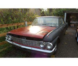 1962 FORD GALAXIE | CLASSIC CARS | ST. CATHARINES | KIJIJI