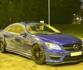 6.2 CL63 AMG 7G-TRONIC 2DR