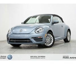 2019 VOLKSWAGEN BEETLE CONVERTIBLE WOLFSBURG EDITION   CARS & TRUCKS   LONGUEUIL / SOUTH S