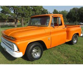 FOR SALE AT AUCTION: 1964 CHEVROLET C10 IN GREAT BEND, KANSAS