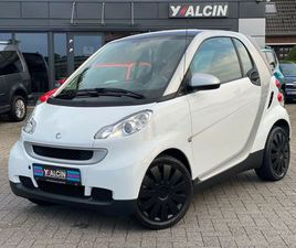 SMART FORTWO COUPÉ 1.0 MHD PULSE KLIMA/PANORAMA/M+S