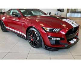 SHELBY GT500 FASTBACK