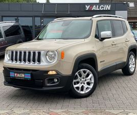 JEEP RENEGADE 1.4 MULTIAIR B LIMITED 4X2 S-HEFT/LM/PD