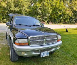 2003 DODGE DURANGO SLT 5.9 L MAGNUM | CARS & TRUCKS | MISSISSAUGA / PEEL REGION | KIJIJI