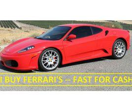 WE BUY FERRARI'S --FAST FOR CASH | CARS & TRUCKS | OAKVILLE / HALTON REGION | KIJIJI