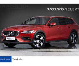 VOLVO V60 CROSS COUNTRY D4 190HK AWD AUT,2020,65092 KM,619000,-