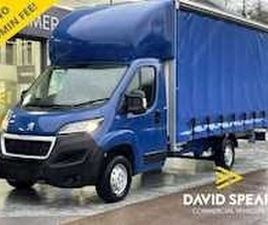 (2020) HDI 335 CURTAINSIDE XLWB 5 METER BODY WITH