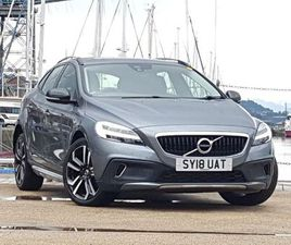 VOLVO V40 T3 [152] CROSS COUNTRY PRO 5DR GEARTRONIC 1.5