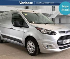 2017 FORD TRANSIT CONNECT 1.0 L1 200 TREND - £16,700