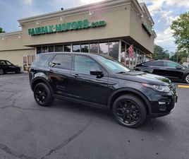 USED 2015 LAND ROVER DISCOVERY SPORT HSE