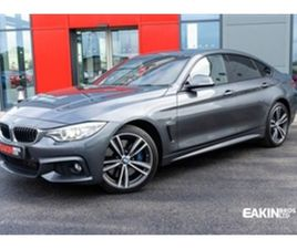USED 2015 BMW 4 SERIES 3.0 430D XDRIVE M SPORT GRAN COUPE 4D 255 BHP COUPE 56,794 MILES IN