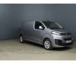 USED 2019 CITROEN DISPATCH M DIESEL NOT SPECIFIED 53,766 MILES IN GREY FOR SALE | CARSITE