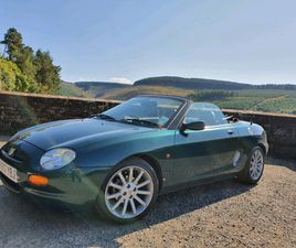 MINT MG F VVC / FULL DOCUMENTED HISTORY / IMMACULATELY LOOKED AFTER