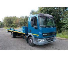 2013 (63) DAF FA LF45.180 3 CAR TRANSPORTER