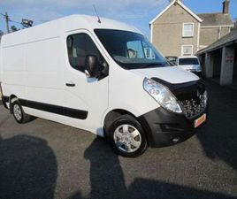 RENAULT MASTER 2.3 MM35 BUSINESS PLUS ENERGY DCI FOR SALE IN TYRONE FOR £15,750 ON DONEDEA