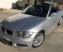BMW 123 DA CABRIO