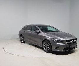 MERCEDES-BENZ CLA-CLASS SPORT CLA220D SHOOTINGBRA FOR SALE IN CORK FOR €31,900 ON DONEDEAL