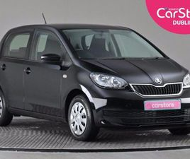 SKODA CITIGO AMBITION 1.0MPI 60HP AS FOR SALE IN DUBLIN FOR €10,890 ON DONEDEAL