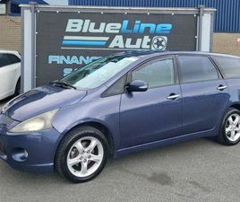 MITSUBISHI GRANDIS 7 SEATER MANUAL 2.0 D FOR SALE IN DUBLIN FOR €1,750 ON DONEDEAL