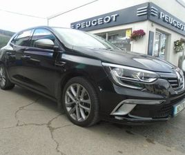 RENAULT MEGANE GT LINE NAV DCI 130 4DR FOR SALE IN TIPPERARY FOR €UNDEFINED ON DONEDEAL