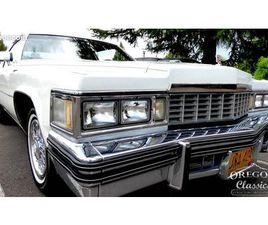 1977 CADILLAC COUPE DEVILLE - 83000 MILES