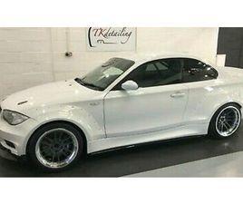 BMW M135I 135I MSPORT 1M COUPE N54 SINGLE TURBO 550BHP M2 TRACK RACE DRIFT SHOW