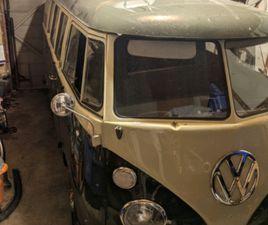 1965 VW KOMBI BUS   CLASSIC CARS   LONDON   KIJIJI