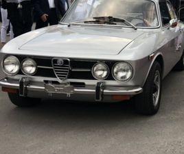 1971 ALFA ROMEO GTV / ALFA ROMEO GTV 1971   CLASSIC CARS   CITY OF MONTRÉAL   KIJIJI