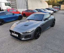 5.0 P450 SUPERCHARGED V8 FIRST EDITION 2DR AUTO