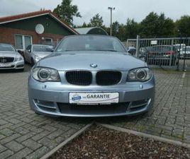 BMW BMW 120I CABRIO *2 HAND *TÜV NEU *GARANTIE