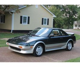 FOR SALE AT AUCTION: 1987 TOYOTA MR2 IN CARLISLE, PENNSYLVANIA