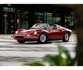 FOR SALE: 1973 FERRARI 246 GT IN HOUSTON, TEXAS