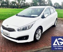 SW 1.6 DIESEL AUTOMATIC €79 P/W BLUETOOTH PHONE, ELECTRIC WINDOWS, ISOFIX SEATS, ABS BRAKE