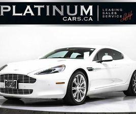 2011 ASTON MARTIN RAPIDE LUXURY, 470HP V12, NAV, CAM, HEAT/COOL F/R SEATS | CARS & TRUCKS