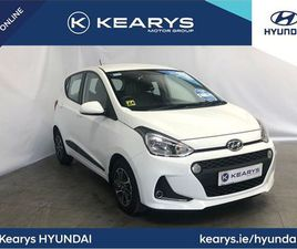 HYUNDAI I10 DELUXE 4DR FOR SALE IN CORK FOR €11,495 ON DONEDEAL