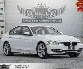 USED 2014 BMW 3 SERIES 328I XDRIVE, LUXURY, AWD, NAVI, SUNROOF, REDINT, BLUETOOTH