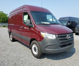 BRAND NEW RED COLOR 2021 MERCEDES-BENZ SPRINTER 2500 FOR SALE IN BROOKLYN, NY 11214. VIN I
