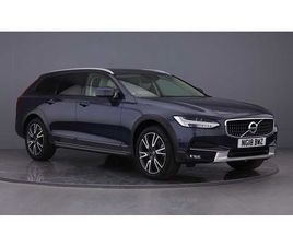 VOLVO V90CC D4 AWD CROSS COUNTRY PRO AUTO (XENIUM PACK & BLIS) 2.0 5DR